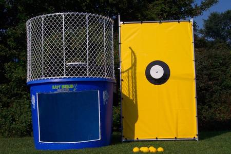 dunk tank for rent