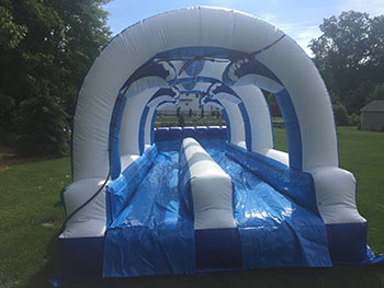 slide and slide rental